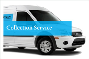 Collection & Delivery Ironing & Laundry Service