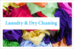 Laundry and Dry Cleaning Service in Hale, Cheshire